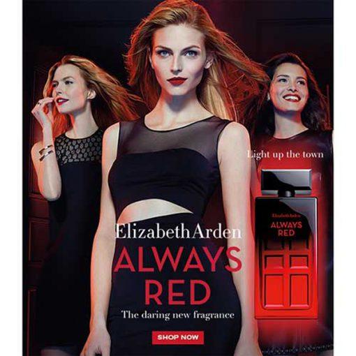 nước hoa elizabeth arden red door có tốt không