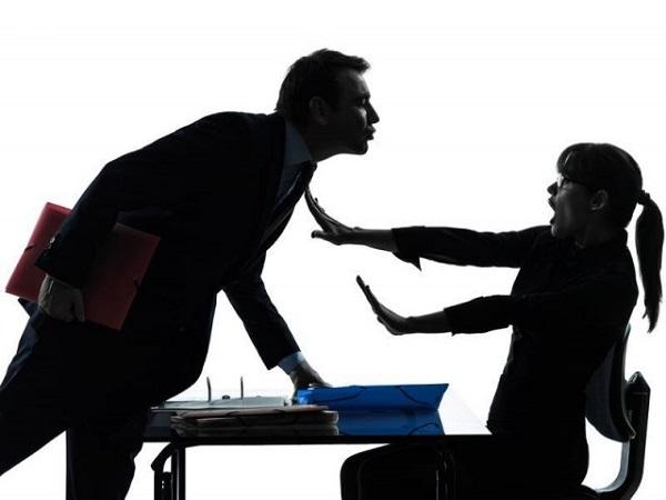 đàn ông không nên căng thẳng với phụ nữ