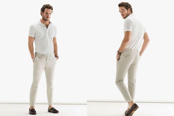 áo thun đồng phục giúp đàn ông thêm thu hút